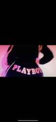 Playboy Outfit Session Velvet Arschanbetung
