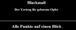 BLACKMAILKNEBELVERTRAG